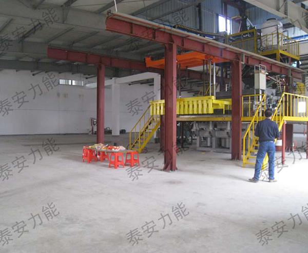 江苏石膏砌块机项目