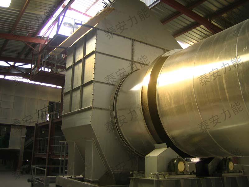 磷石膏烘干煅烧生产线