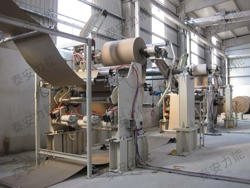纸面石膏生产线