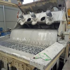 石膏砌块机的主要性能