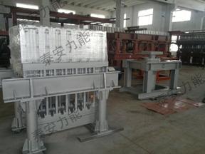 石膏砌块机对材料有哪些具体要求
