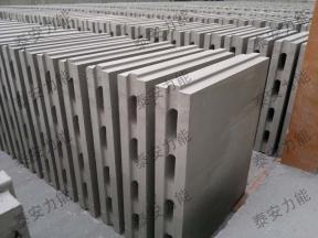 100石膏砌块机