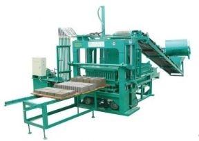 石膏砌块机的使用